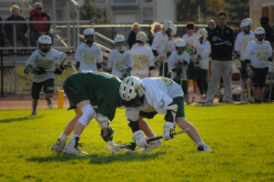 Karrer vs Grizzell – Dublin Middle School Lacrosse