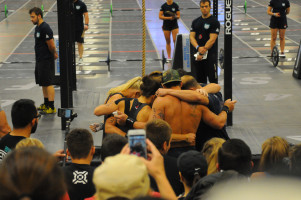 CROSSFIT MAYHEM FREEDOM – Rich Froning team competitor