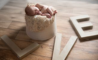 Newborn Photography – Baby Lucy