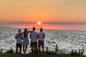Senior Pictures Pelee Island Canada