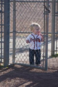 Baseball First Birthday Photos