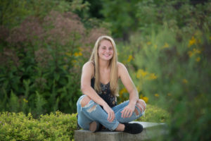Senior Portrait Session – Grange Insurance Audubon Center