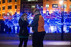 Columbus Ohio Marriage Proposal