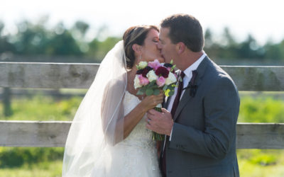 Outdoor Wedding Powell, Ohio – Stephanie & Ed