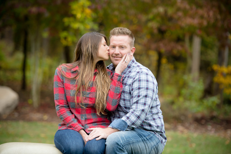 Engagement Pictures Rocky Fork Hunt & Country Club