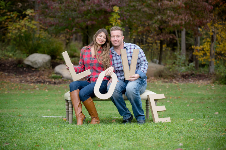 Gahanna Engagement Pictures