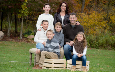 Family Portrait Session with Columbus Photographer Brenda Kerns