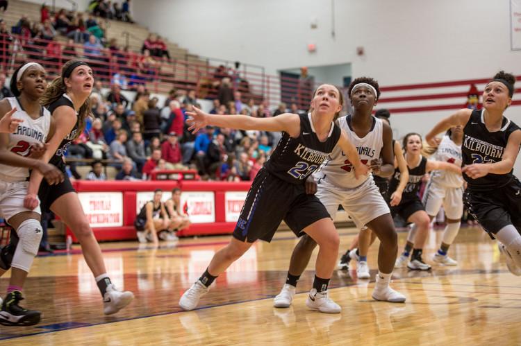 High School women's basketball