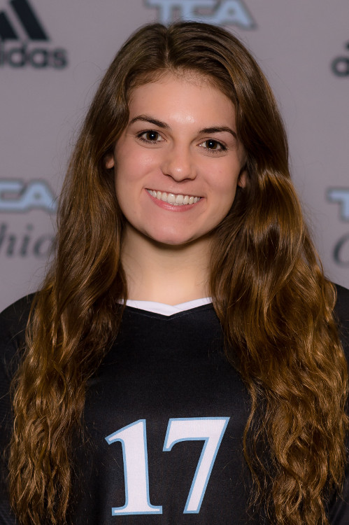 Club volleyball headshot