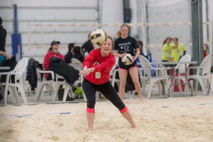 Sand Volleyball by Sports and Event Photographer Brenda Kerns