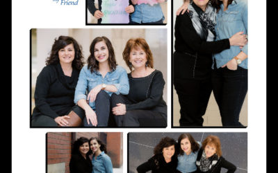 Columbus Family Portraits – Mother and Daughter Photo … and Grandma, too!